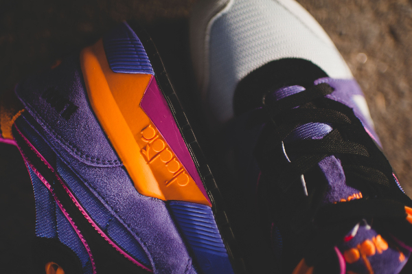 Diadora N9000 Violet Purple Orange (5)