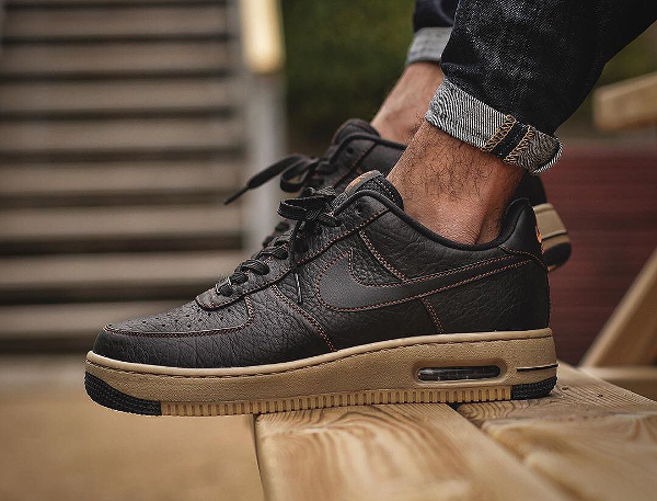 Nike Air Force 1 Low Suede Beige