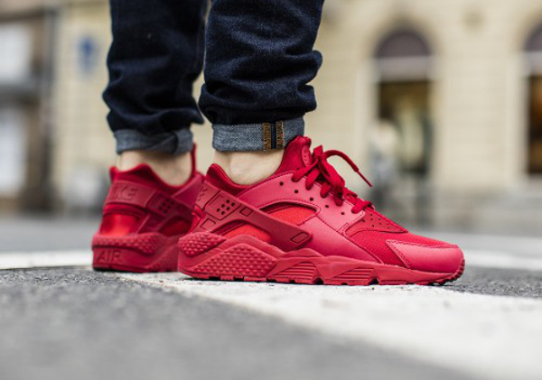 air huarache rouge