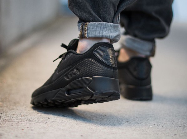 Air Max 90 Ultra Moire Black/Black