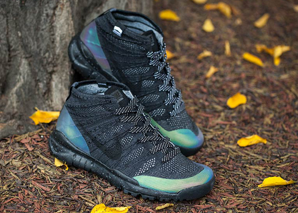 watch fce30 3797b Nike Flyknit Chukka Sneakerboot