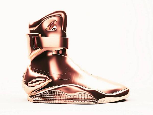 La Nike Mag modelée en 3D