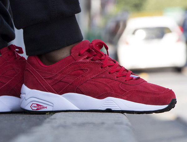 Buy puma r698 red 7e3dd73ac92b