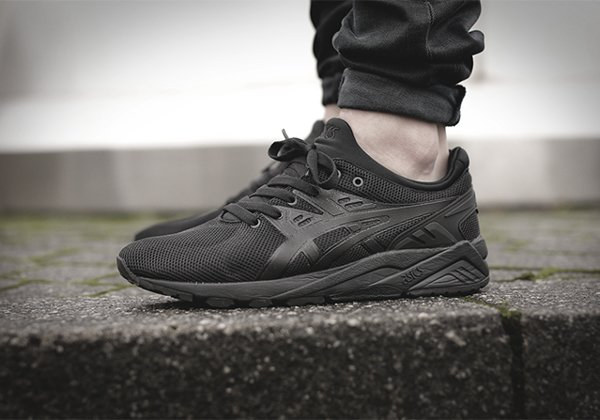 Asics Gel Kayano Evo Monochrome 'Triple Black' post image
