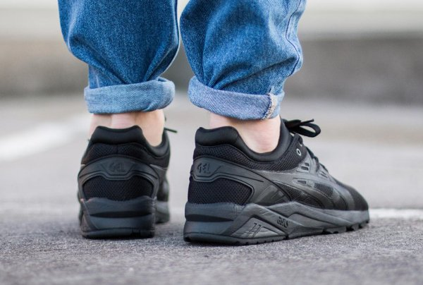 Asics Kayano Evo Black