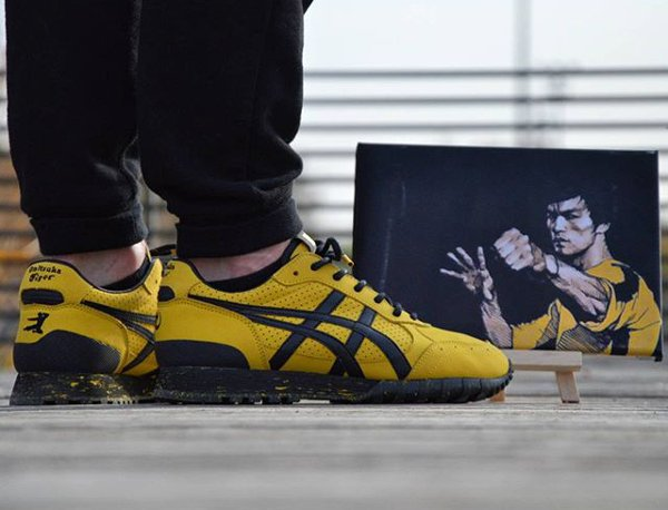 BAIT X BRUCE LEE X ONITSUKA TIGER MEN TIGER CORSAIR eBay