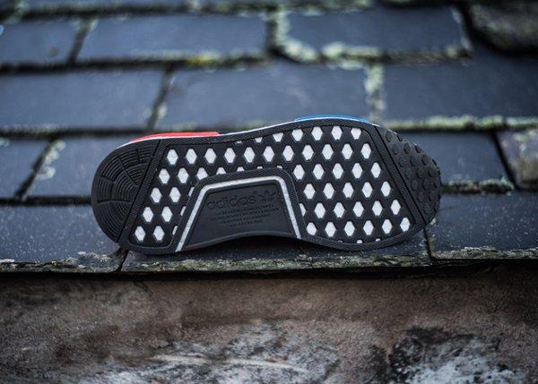 Chaussure Adidas NMD Boost Runner_1 PK noire (12)