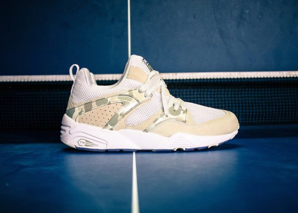 Puma Blaze Of Glory x A Bathing Ape Camouflage White (3)