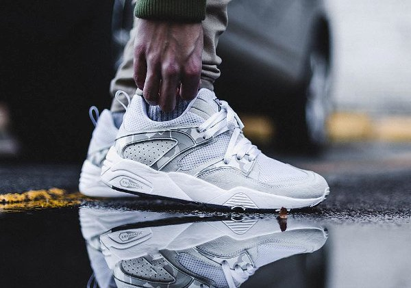 Puma Blaze Of Glory x Bape White Camo (1)
