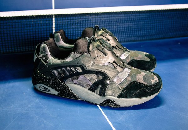 Puma Disc Blaze x A Bathing Ape Forged Iron Camouflage (5)