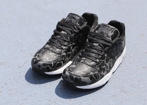Puma R698 x A Bathing Black Camouflage (3)