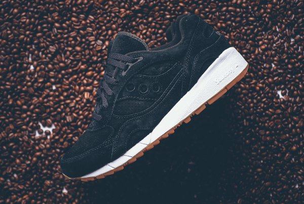 Saucony Shadow 6000 Suede Black Gum (1)