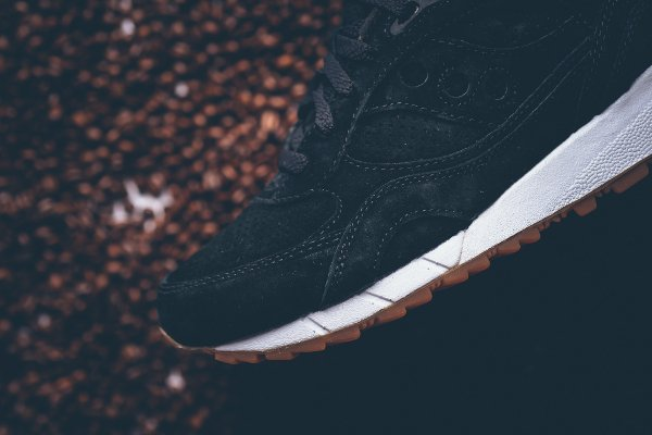 Saucony Shadow 6000 Suede Black Gum (2)