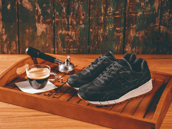 Saucony Shadow 6000 Suede Black Gum (6)