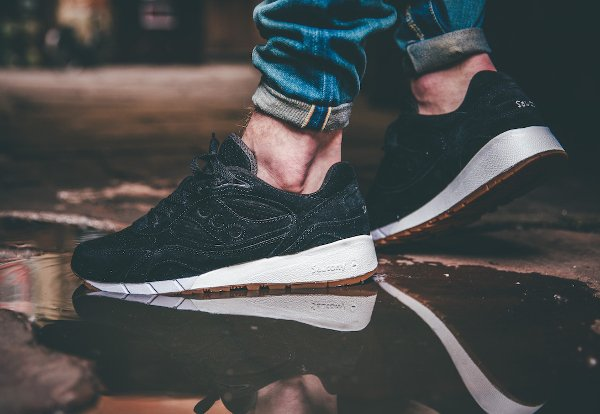 Saucony Shadow 6000 Suede Irish Coffee Black Gum (1)