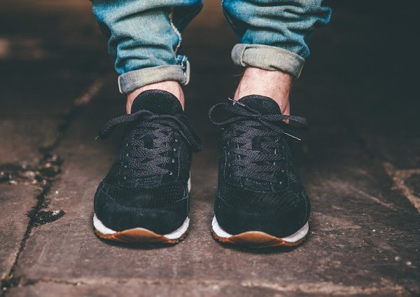 Saucony Shadow 6000 Suede Irish Coffee Black Gum (2)