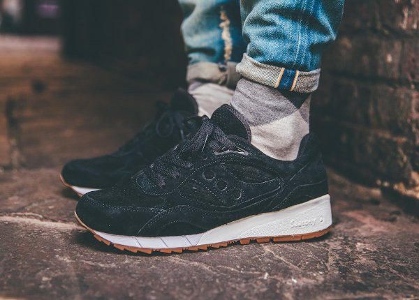 Saucony Shadow 6000 Suede Irish Coffee Black Gum (3)