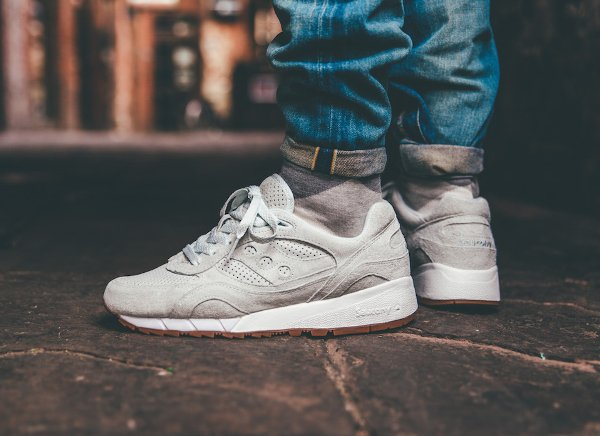 Saucony Shadow 6000 Grey