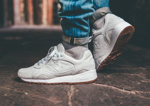 Saucony Shadow 6000 Suede Irish Coffee White Gum (2)