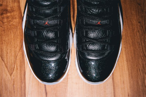 chaussure air jordan XI Retro 72 10 pour homme (4)