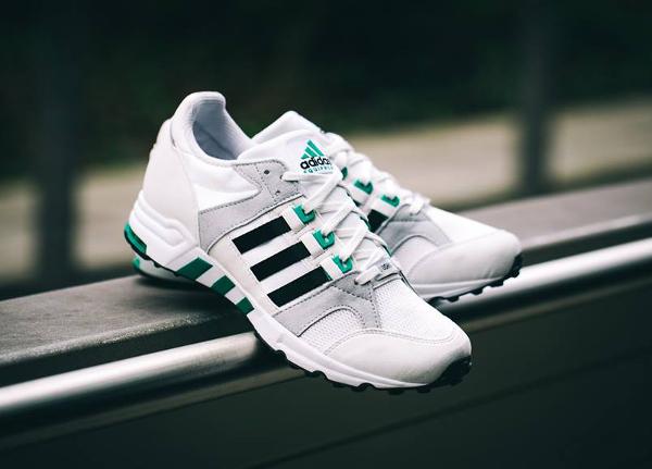Adidas Eqt White Green