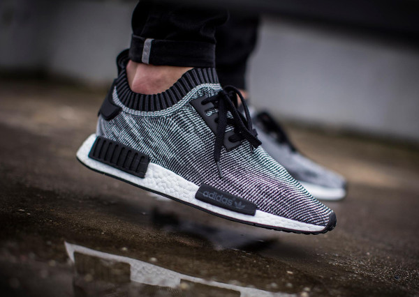 Adidas Nmd Homme Gris