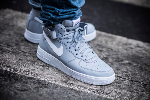 nike air force 1 mid 07 leather homme,achat vente