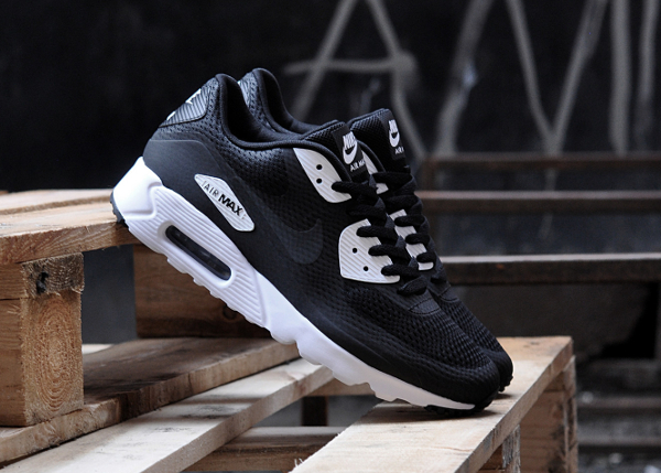 Nike Air Max 90 Ultra White And Black
