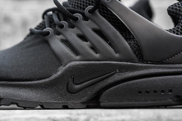 Nike Air Presto Noir Pas Cher
