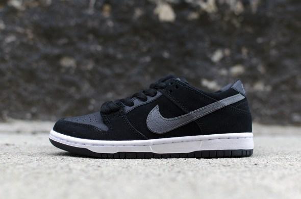 Nike Dunk Low Pro SB Ishod Wair Black Light Graphite (1)