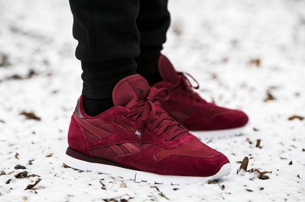 4e13659de7e Buy reebok classic leather red suede   OFF53% Discounted