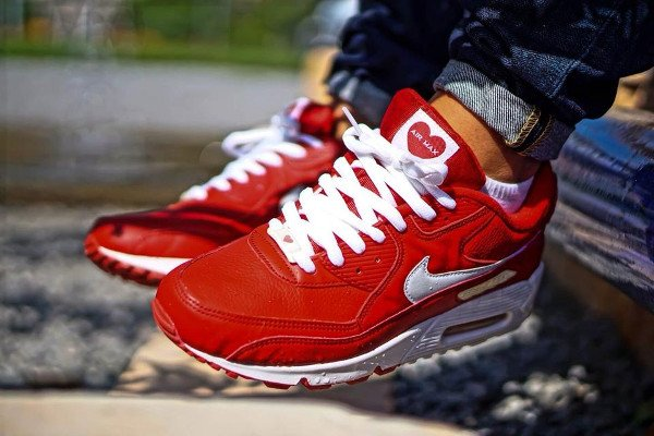 2004 Nike Air Max 90 Valentine's Day - Dany Kircher