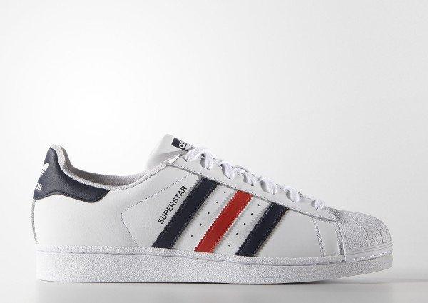 Adidas Superstar Foundation 'Tricolor'