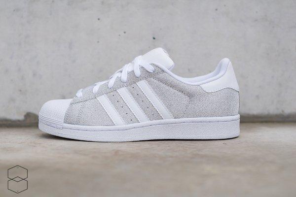 Adidas Superstar W paillette argenté (femme) (7)