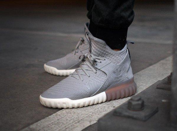 Adidas Tubular Primeknit Clear Granite