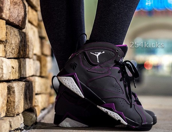 Air Jordan 7 Valentine s Day Fuchsia - @254kicks