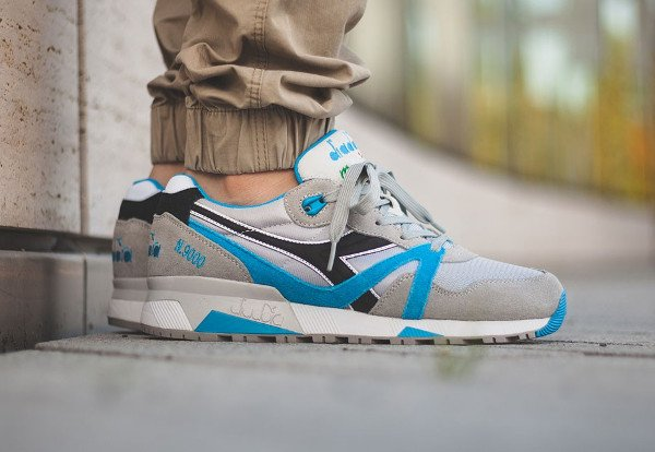 Diadora N9000 Nylon 'Blue Angel Falls' (Made in Italy) post image
