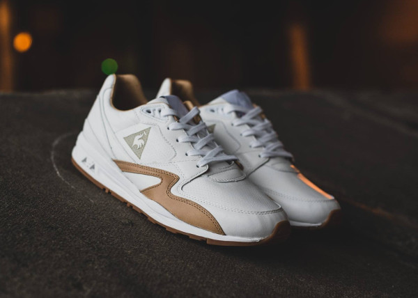 Le Coq Sportif  LCS R800 'Optical White' (Made in France)