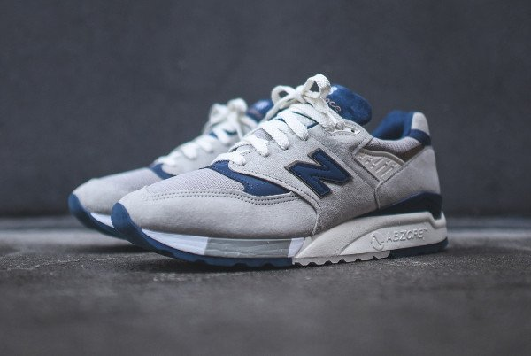 New Balance M998CSEF 'Grey Navy' (Made in USA)