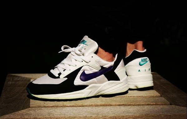 nike vintage chaussure femme