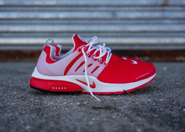 Nike Presto Gris Et Rouge