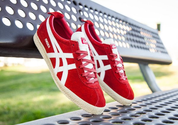 Onitsuka Tiger Mexico Delegation 'White/Blue & Red'