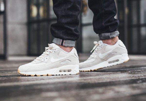 acheter Nike Air Max 90 Essential Phantom White Gum pas cher (2)
