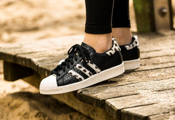 Adidas Superstar 80's Animal 'Croc Leopard' post image