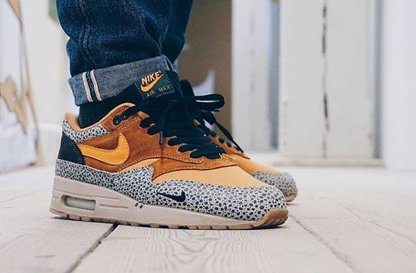 Atmos x Nike Air Max 1 Safari - @diggitalos (1)