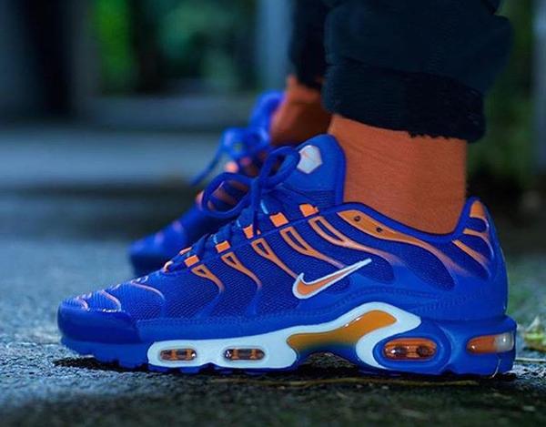 best sneakers 805f7 f7363 ... air max tn knicks nike ...