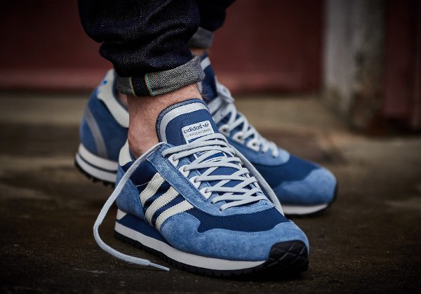 Adidas ZX 400 SPZL Night Marine 'French Riviera'