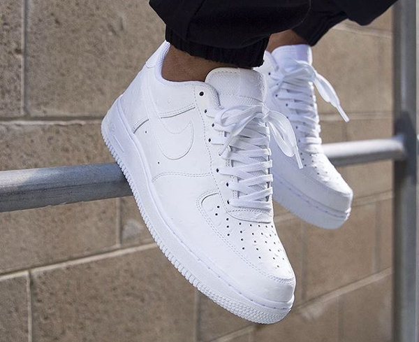 grossiste 73ca2 a9611 nike air force blanche haute