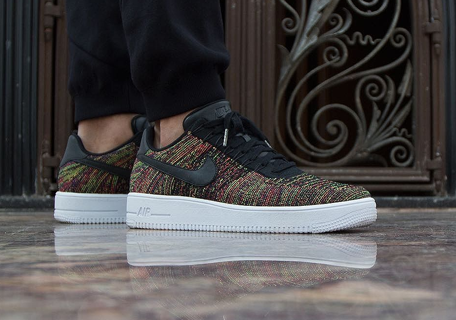 490f310c5ac Nike Air Force 1 Flyknit Low Pas Cher dealonpro.fr