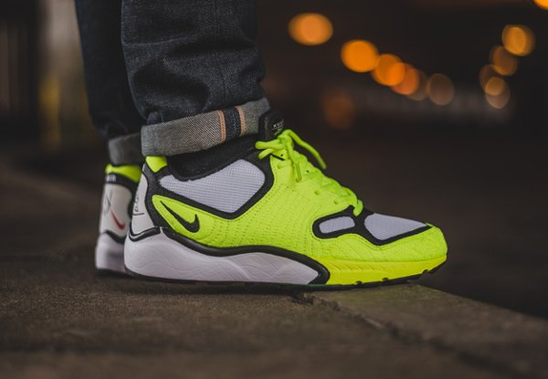 basket Nikelab Air Zoom Talaria OG SP White Volt 2016 pas cher